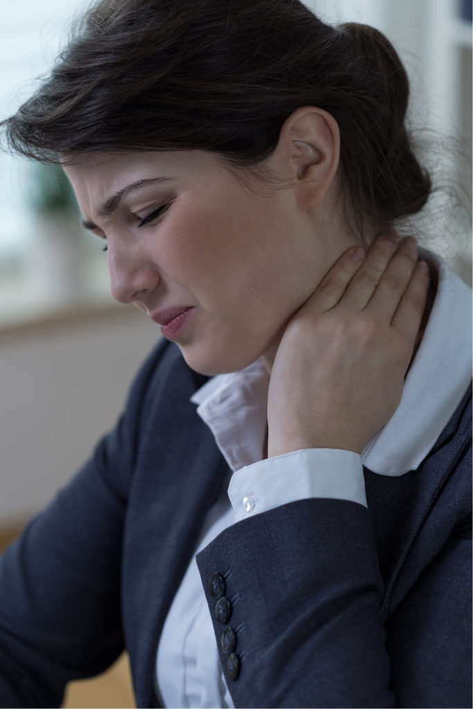 Neck Injury Chiropractor Help feel better Dr Perry